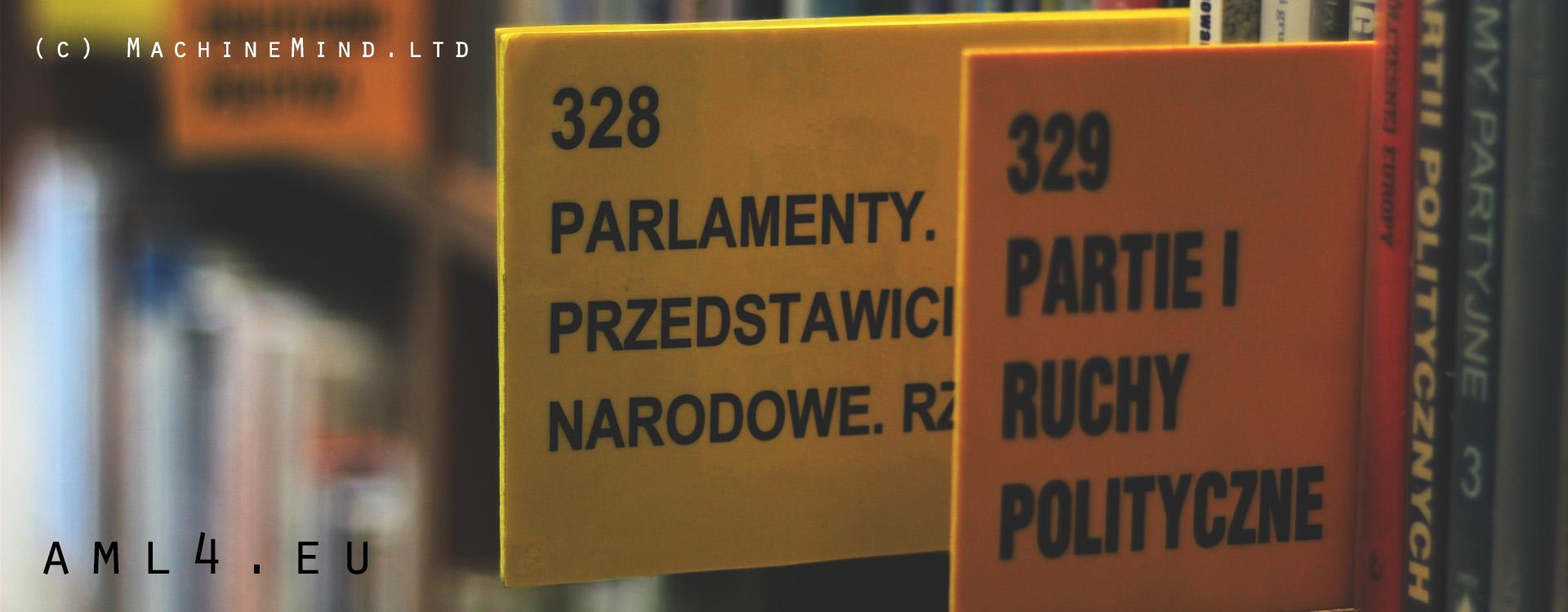 Osoba eksponowana politycznie w Polsce